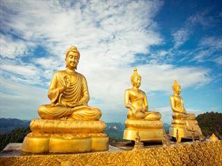 Buddhas in Krabi