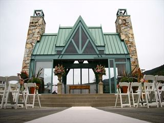 Rooftop Chapel, Fairmont Chateau Whistler