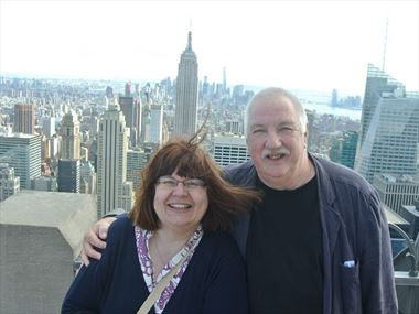 Grant & Yvonne share their USA holiday story with us