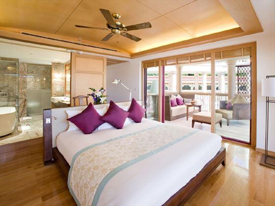 Centara Grand Beach Resort Phuket Premium Deluxe Ocean-facing Room
