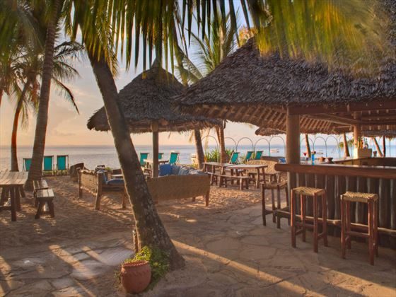 Cocos Beach Bar at Sarova Whitesands