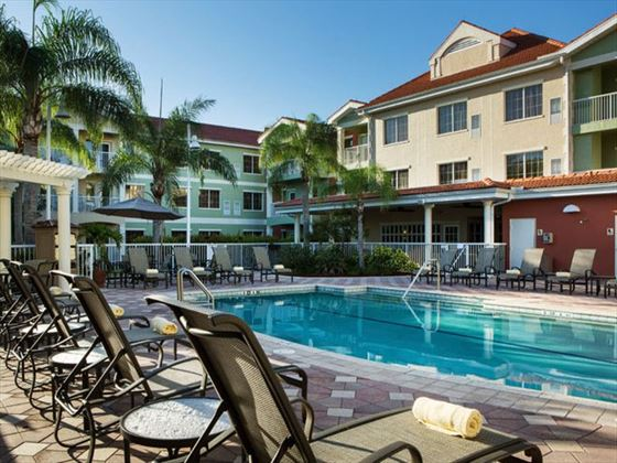 DoubleTree Suites by Hilton Naples pool