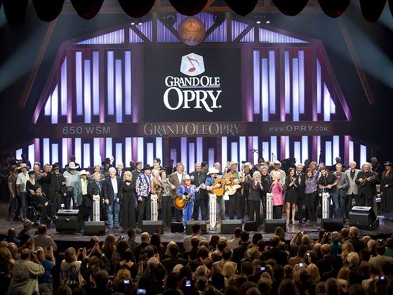 Grand Ole Opry, Nashville