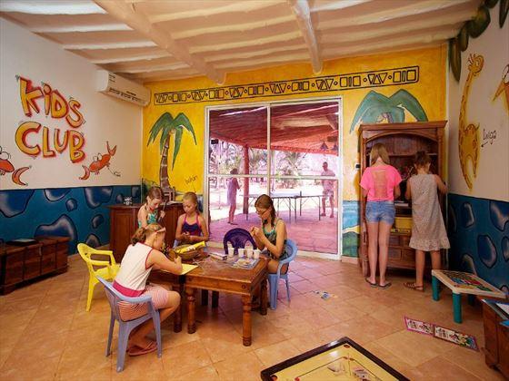 Kids Club at Bluebay Resort & Spa