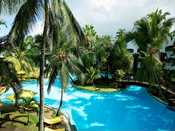 Sarova Whitesands main pool