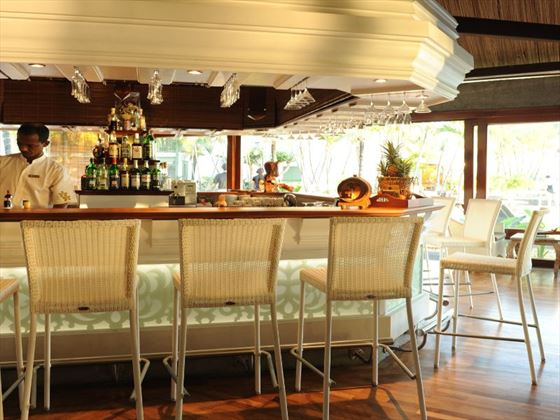 Tilambic bar at Veranda Grand Baie