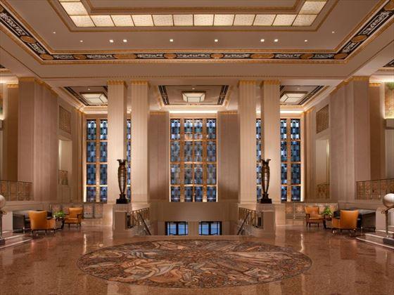Park Avenue lobby