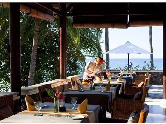 Wantilan Restaurant at Spa Village Resort Tembok, Bali
