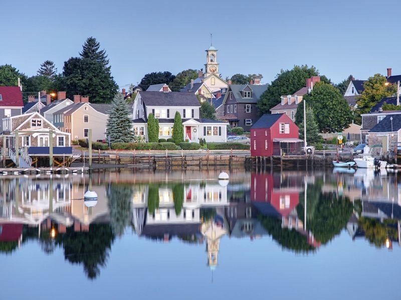 Top 10 coastal towns in New England   Northeast USA travel