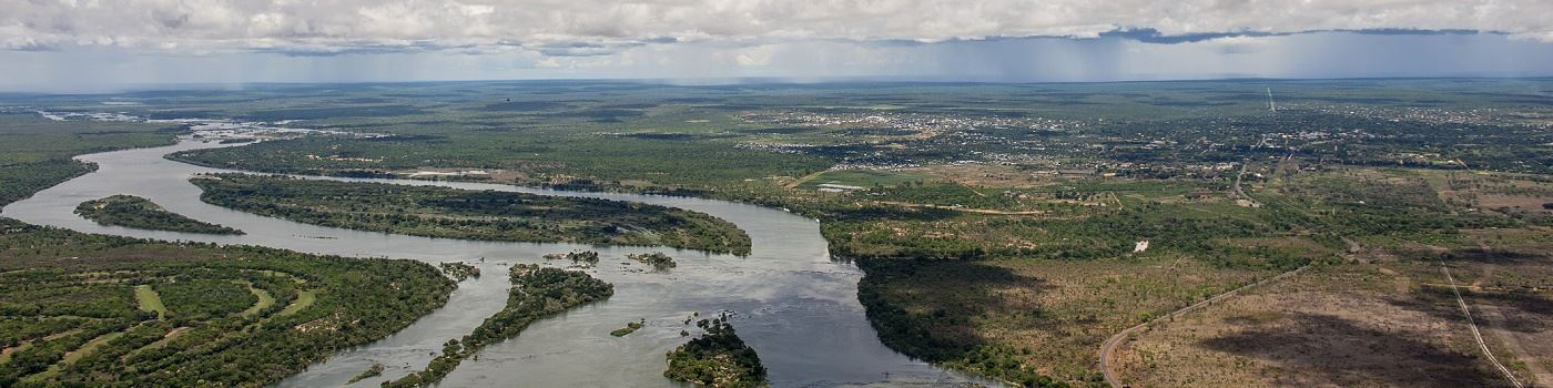 Zambezi River in Zambia - Getty