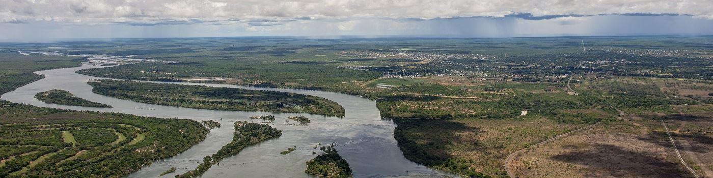 Zambezi River in Zambia - Getty