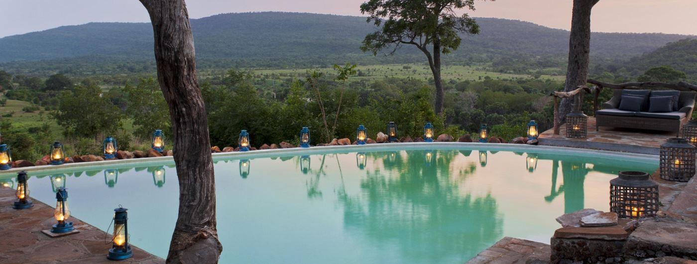 Beho Beho main pool
