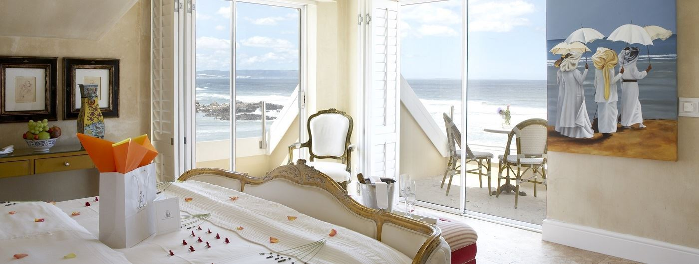 Birkenhead Villa Seaview bedroom