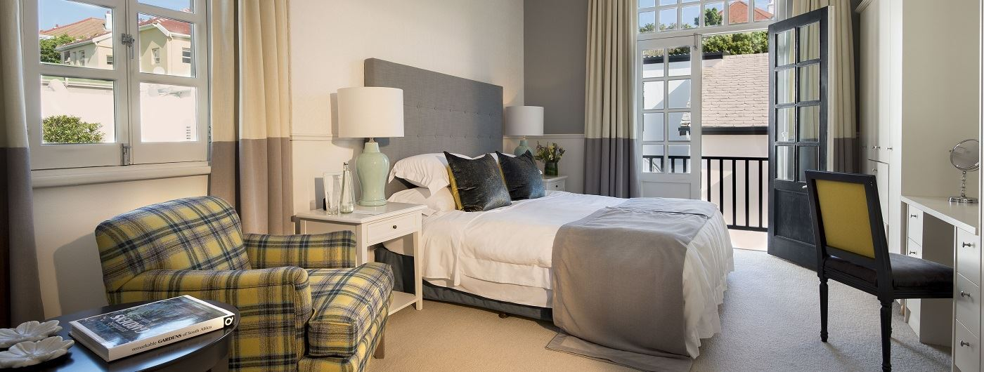 Cape Cadogan Boutique Hotel Luxury Room