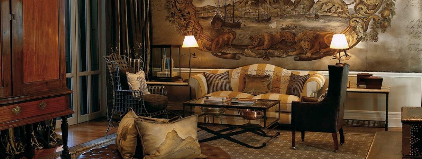Cape Grace living room