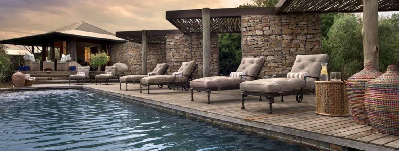 Ecca Lodge main pool