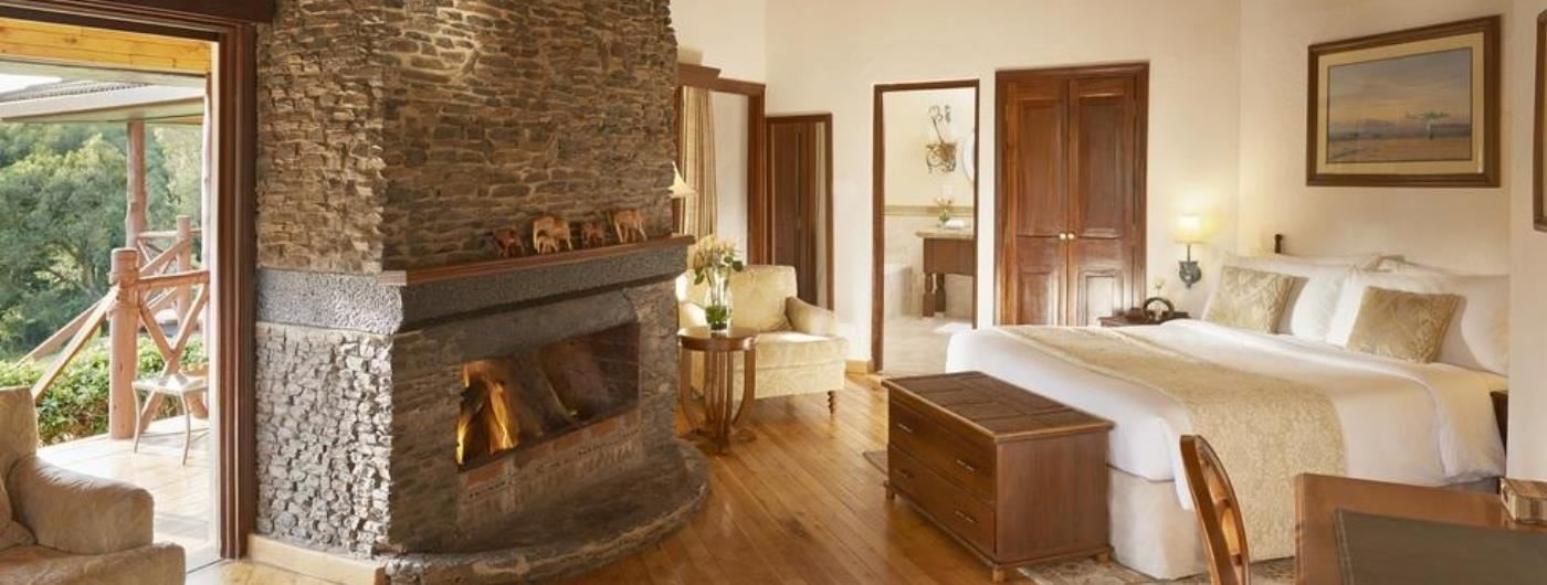 Fairmont Mount Kenya Safari Club Riverside Suite