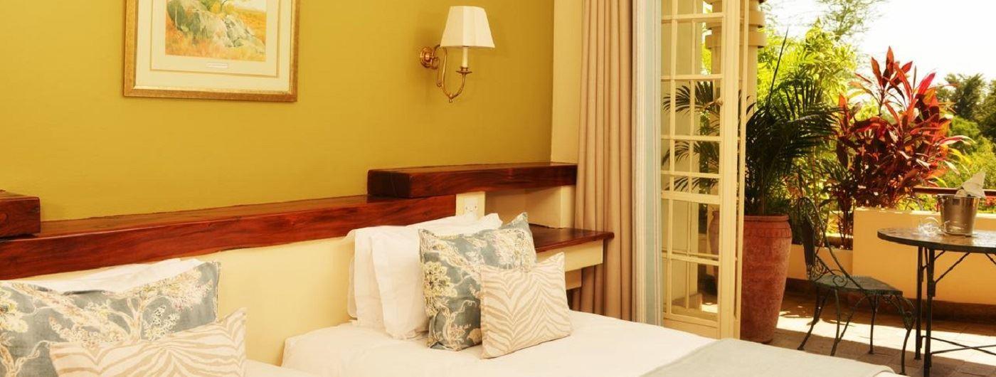 Ilala Lodge - Standard Double Room