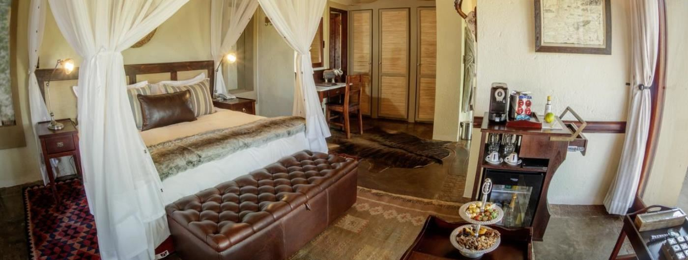 Jock Safari Lodge suite interior