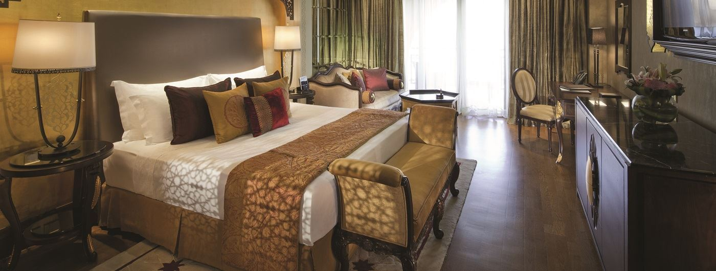 Jumeirah Zabeel Saray Deluxe King Room