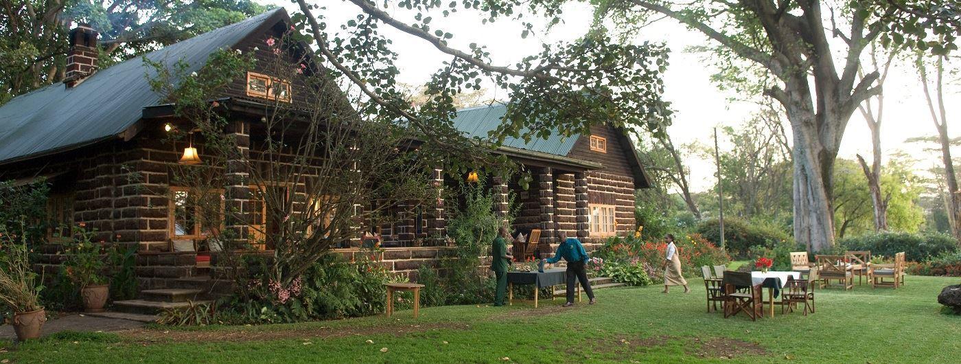 Loldia House exterior