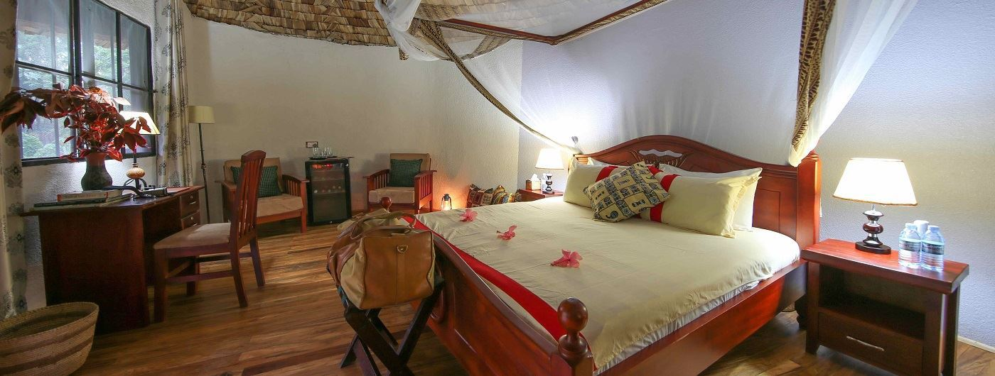 Mahogany Springs Honeymoon Suite