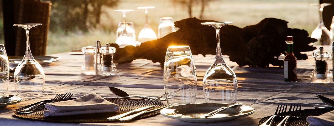 Breakfast table - Tanveer Badal