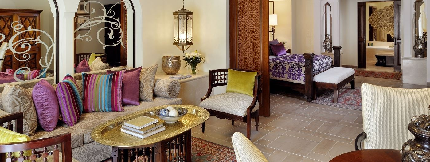 One&Only Royal Mirage, Residence & Spa Junior Suite