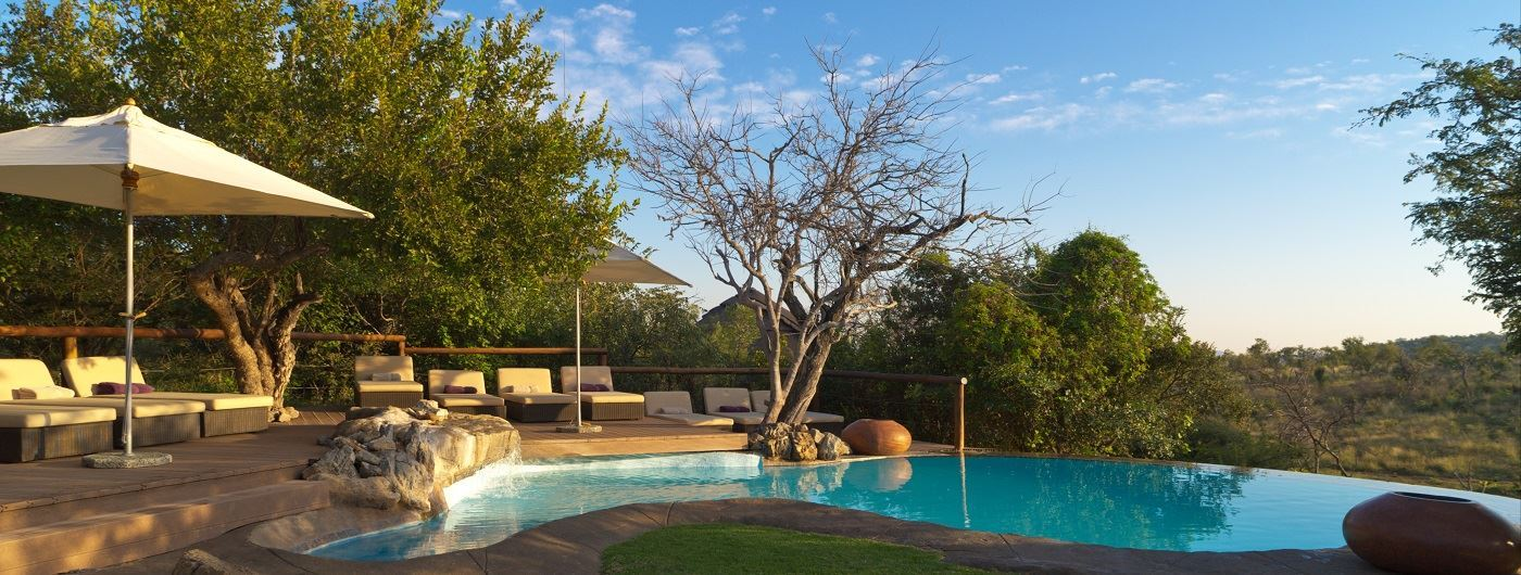 Royal Madikwe main pool