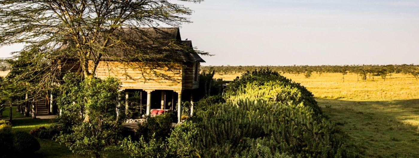 Segera Retreat - Villa Segera exterior