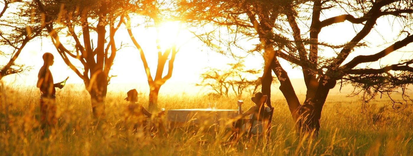 Mara Bush Houses romantic sundowners