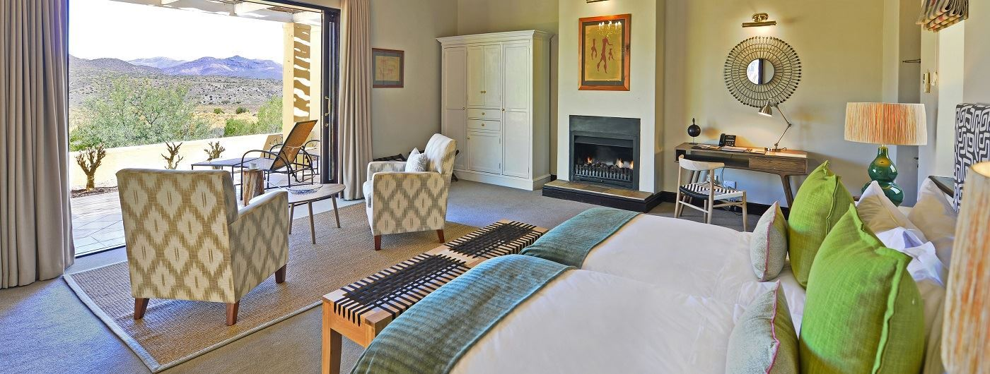 Tilney Manor room interior