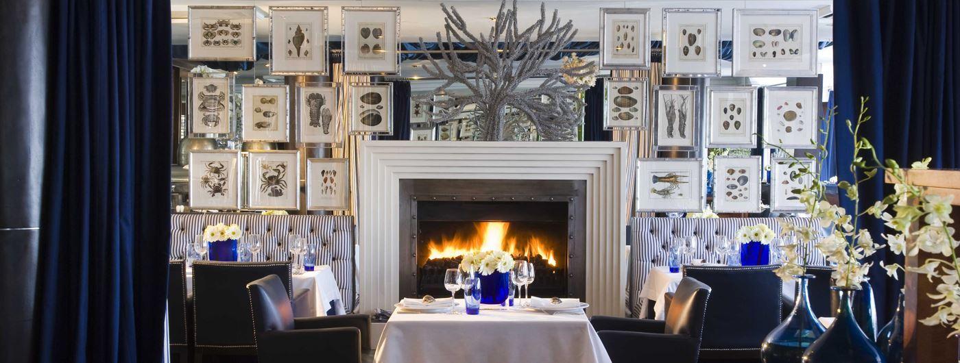 Twelve Apostles Hotel, Azure restaurant