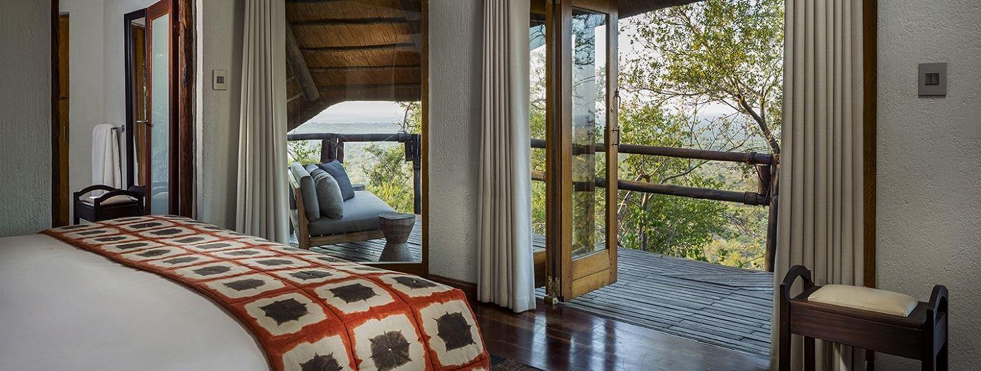 Ulusaba Rock Lodge - Rock Suite