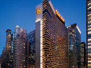 Sheraton New York Exterior - Holidays in Times Square, New York