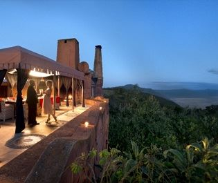 andBeyond Ngorongoro Crater Lodge