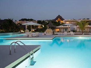 Pool at Gold Zanzibar Beach House & Spa