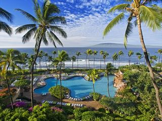 Hyatt Regency Maui pool