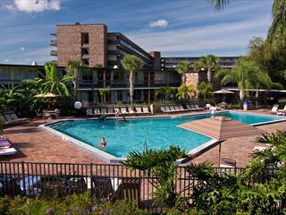 Hotel pool area - Orlando & Clearwater Twin Centre