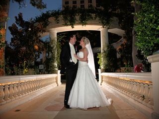 Bellissimo weddings at the Bellagio