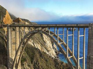Bixby Bridge, Route 1, California