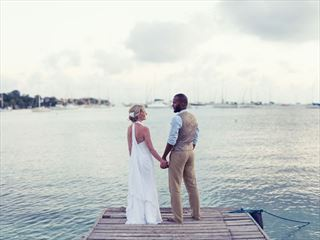 Wedded bliss at Calabash Luxury Boutique Hotel & Spa