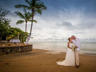 East Winds beach wedding