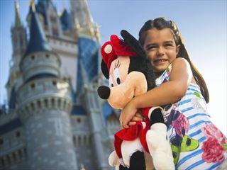 girl castle magic kingdom