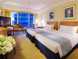 Harbour Grand Kowloon Courtview Twin Room