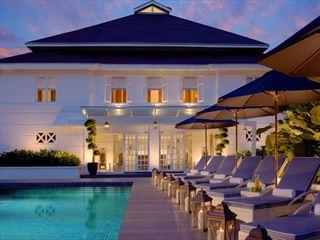 - Pangkor Laut & Kuala Lumpur Luxury Twin Centre