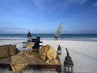 Relaxing beach times