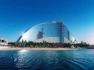 Jumeirah Beach exterior