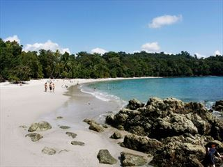 One of the beautiful beaches around Guanacaste