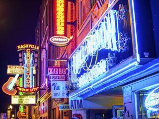 Nashville honky tonk bars
